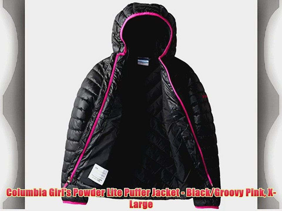 Columbia Powder Lite Girls Jacket Chaqueta ni/ña