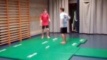Howest inleefstage Sport & Bewegen 2012 team B