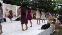 שבועות 2013 ריקוד ים השיבולים