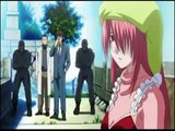 Elfen Lied - Lucy Tribute - The Curse