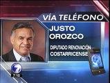 Fiscalía abre causa contra el diputado Justo Orozco