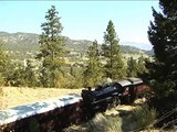 CP 3716 (former BC Rail - Royal Hudson Backup) stars in the Kettle Valley Steam Railway