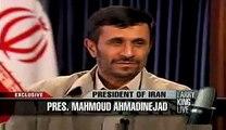Ahmadinejad on Jews , Israel and Zionism   Larry King CNN