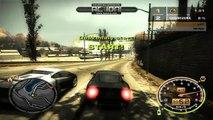 NFS Most Wanted - Aston Martin DB9 vs MING, Blacklist #6