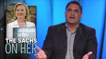 Clinton Attacks Banksters AND Takes Their Bribes