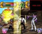 Shaman King: Spirit of Shaman ps1 fights