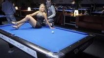 Venom Trickshots II- Episode III_ Sexy Pool Trick Shots in Germany (HD)