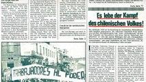 40 Jahre linke Bewegung, 40 Jahre ak - Geschichte einer Zeitung