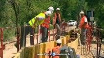 Var: début des travaux de renforcement des réseaux électrique pour éviter les coupures