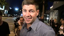Steven Gerrard -- I Pick My Clothes Better Than I Pick My Teams ... I Thought England Was A Lock
