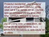 Proiectul Rezidential Joy of Living, Bucuresti - De la 123.000 Euro
