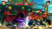 Street Fighter V AE : Falke vs Cammy   PC Mod - video dailymotion
