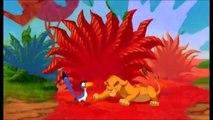 Le Roi Lion - Je voudrais déjà être roi  (Lyrics)