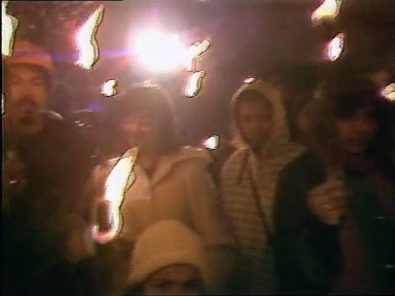 Herdenking Surinaamse decembermoorden in Amsterdam - 1983