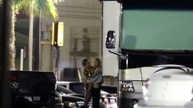 Miley Cyrus Making Out With Victoria's Secret Model Stella Maxwell
