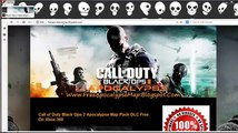 Black Ops 2 Apocalypse Map Pack DLC Free - Xbox 360 Updated 2015