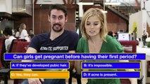 Couples Take A Sex Ed Quiz