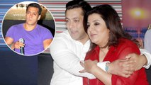 OMG! Salman Khan Replaced By Farah Khan In Bigg Boss 9