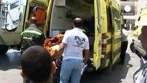 Egipto despierta con los ecos del peor ataque islamista en décadas