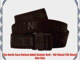 The North Face Unisex Adult Sender Belt - TNF Black/TNF Black One Size