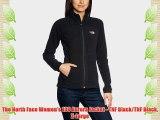 The North Face Women's 100 Aurora Jacket - TNF Black/TNF Black X-Large