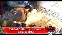 Palatul Culturii - restaurat abia in 2014 - BUNA ZIUA IASI