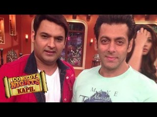 Salman Khan on Comedy Nights With Kapil | 12th July 2015 | FINALE EPISODE