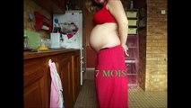 Ma grossesse mois par mois