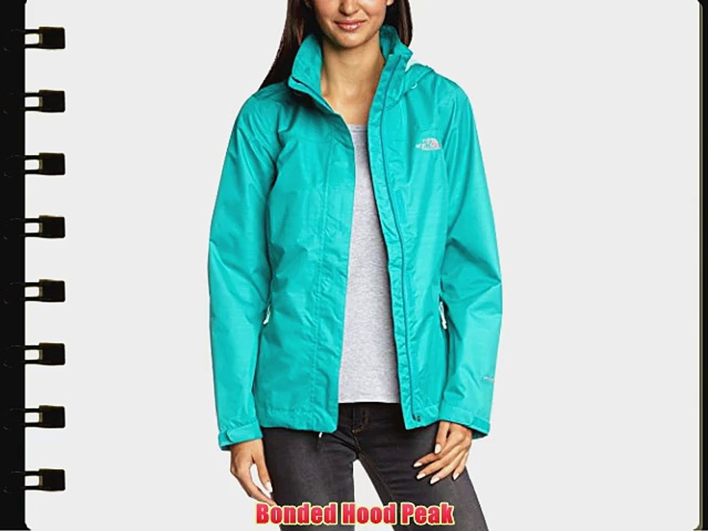 a25b78824 The North Face Women's Lowland Jacket - Jaiden Green Large