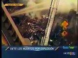 Noticieros Televisa Veracruz - Noticieros Televisa Veracruz - Siete víctimas por explosión en edificio de Nueva York
