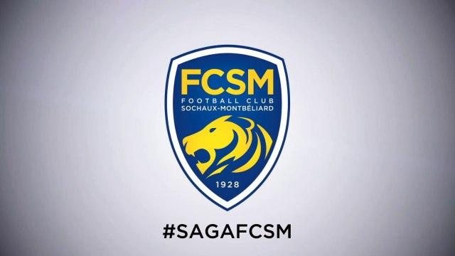 Le nouveau logo du FC Sochaux-Montbéliard