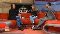 Scorpions-Schlagzeuger Herman Rarebell zu Gast im MoMa | ARD-Morgenmagazin | DAS ERSTE