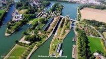 Flug über das Ruhrgebiet / Flight over the Ruhr area