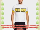 Skins Jersey Cycle Team Short Sleeve - White S