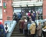 """Pie """"Latvijas Krājbankas"""" pulcējās vairāk nekā 100 cilvēku"""