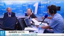 Jean-Michel Aphatie : ses premières minutes sur Europe 1 !