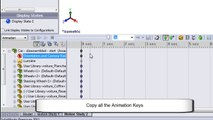 Using Configurations to make SolidWorks Animations