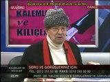 Yalçın Küçük İle  Mücadele Derneği Başkanı Fethullah Gülen