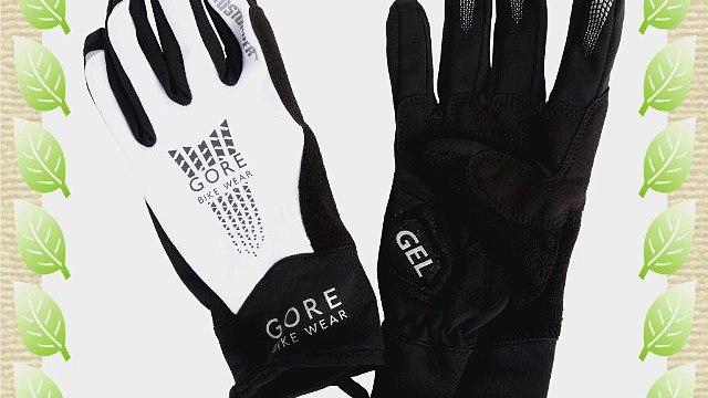 Gore Bike Wear Xenon 2.0 SO s Gloves - Black/ White Medium