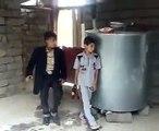 مراد علم دار تمثيل اطفال