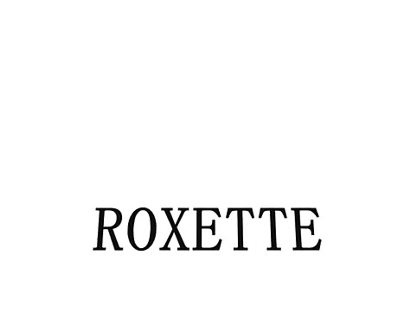 ROXETTE - Goodbye To You