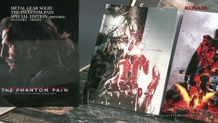 Edition spéciale de Metal Gear Solid V : The Phantom Pain de Metal Gear Solid V : The Phantom Pain