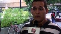 Promoción y entrevistas antes del Foro Comunicación y Revolución. Venezuela 2012