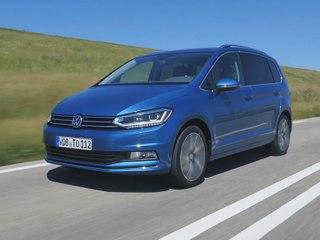 Nouveau Volkswagen Touran : 1er contact en vidéo