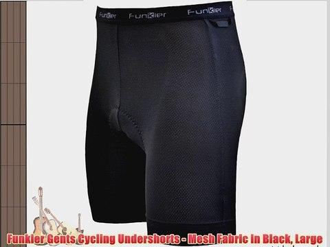 Funkier Gents Cycling Shorts Medium
