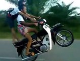 Stunt with Motorcycles - Motorcycles Stunt