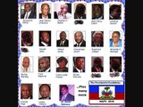 Haiti Presidential Elections 2010 - Accepted & Rejected Candidates