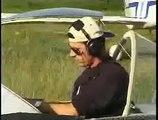 CRI-CRI menor avião do mundo, video 1