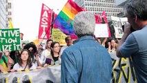 Epic Globo FAIL na Marcha da Liberdade - Profissão Repórter