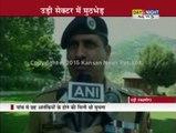 Encounter in Kashmir's Uri sector | 1 Soldier injured, 3 militants dead | Jammu & Kashmir